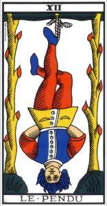 tarot-de-marseille-pendu-signification