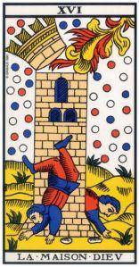 tarot-marseille-maison-dieu-signification