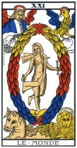 tarot-marseille-monde-signification