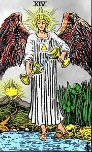 tarot-rider-waite-temperance-signification